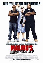 Malibu's Most Wanted poster