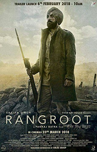 Sajjan Singh Rangroot poster