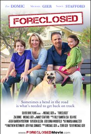 Foreclosed poster