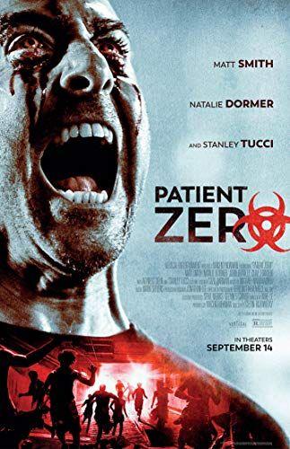 Patient Zero poster