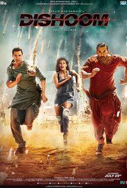 Dishoom poster