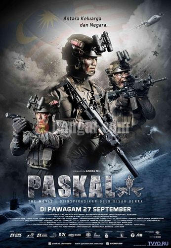 Paskal poster