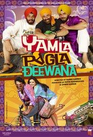 Yamla Pagla Deewana poster
