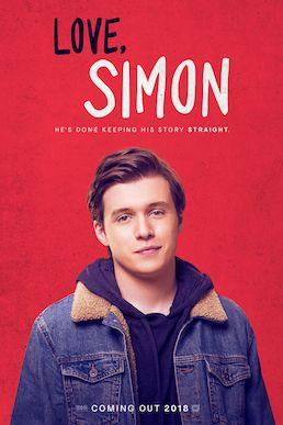 Love, Simon poster