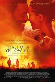 Half of a Yellow Sun poster