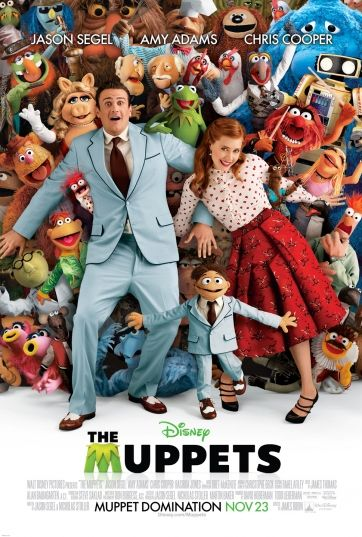 The Muppets poster