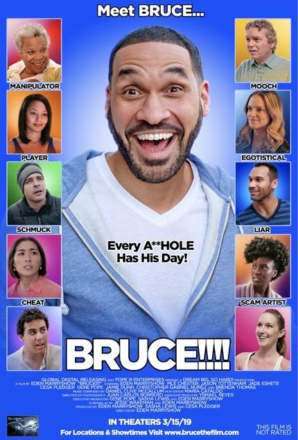 Bruce!!! poster