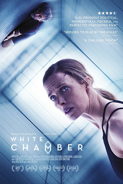 White Chamber poster