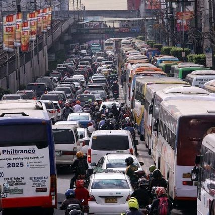 Fast Facts State Of Metro Manila S Public Transport System