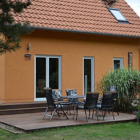 Bild: Ferienhaus Prerow