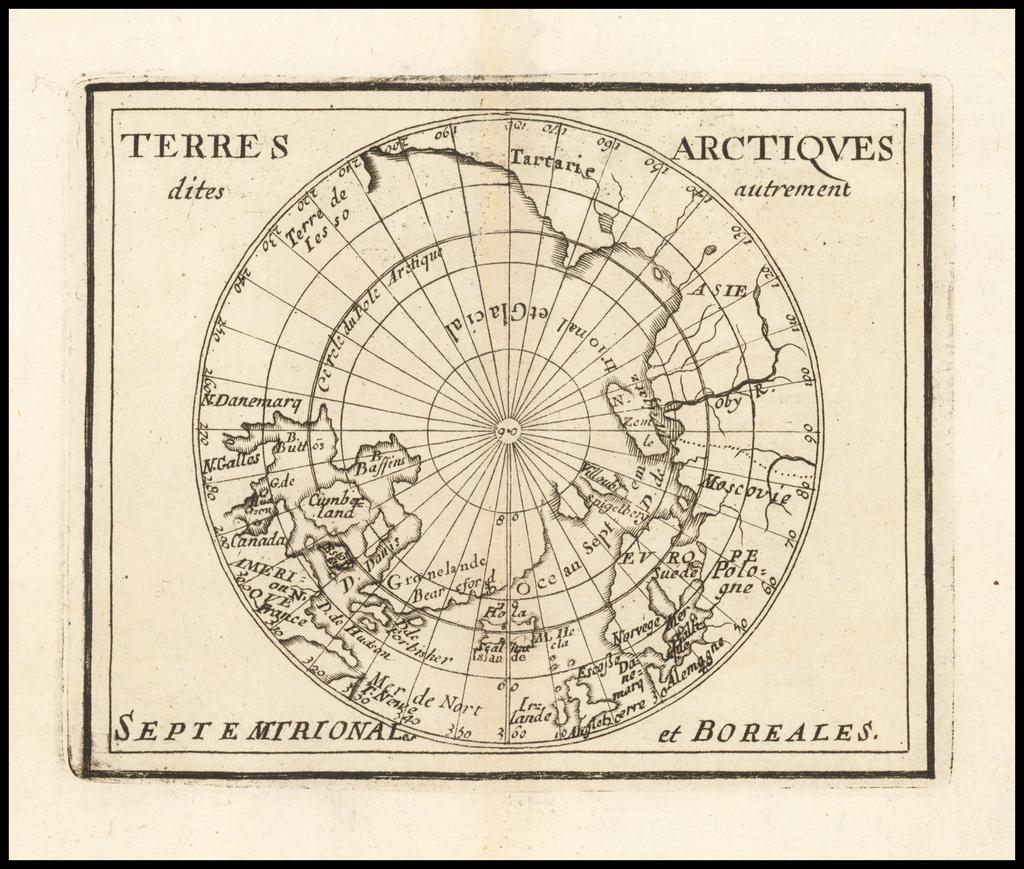 Terres Arctiques By Pierre Du Val