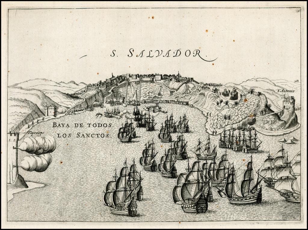 S. Salvador  (Bahia) By Anonymous