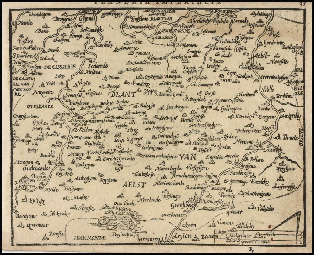 Flandria Imperialis By Zacharias Heyns