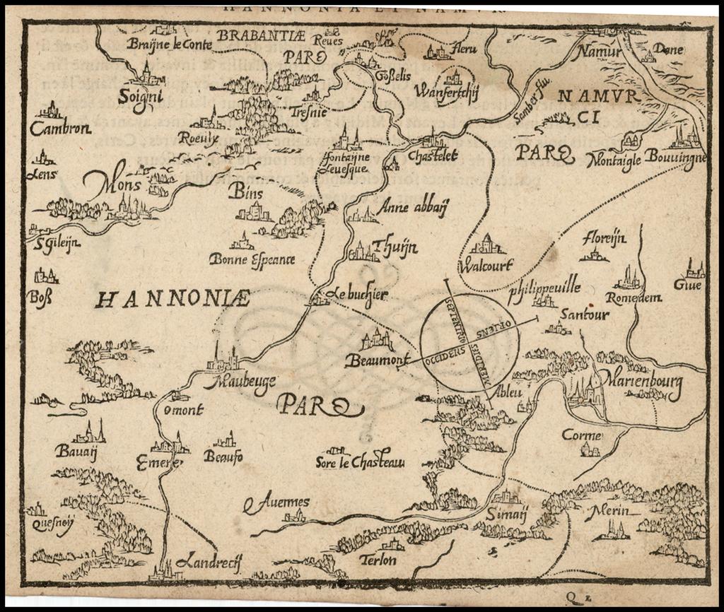 Hannonia et Namur By Zacharias Heyns