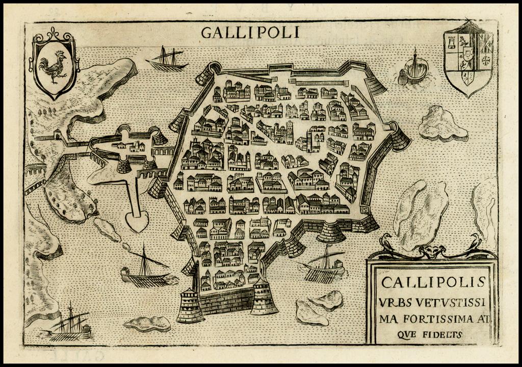 Gallipoli By Pietro Bertelli