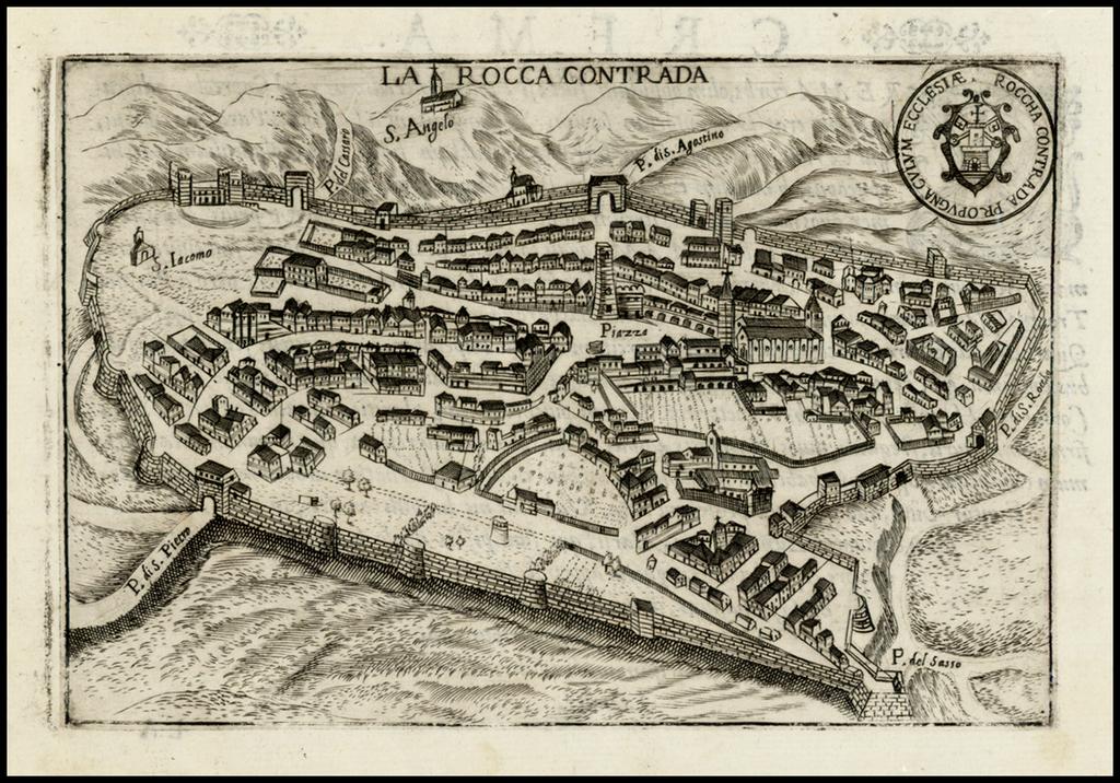 La Rocca Contrada By Pietro Bertelli