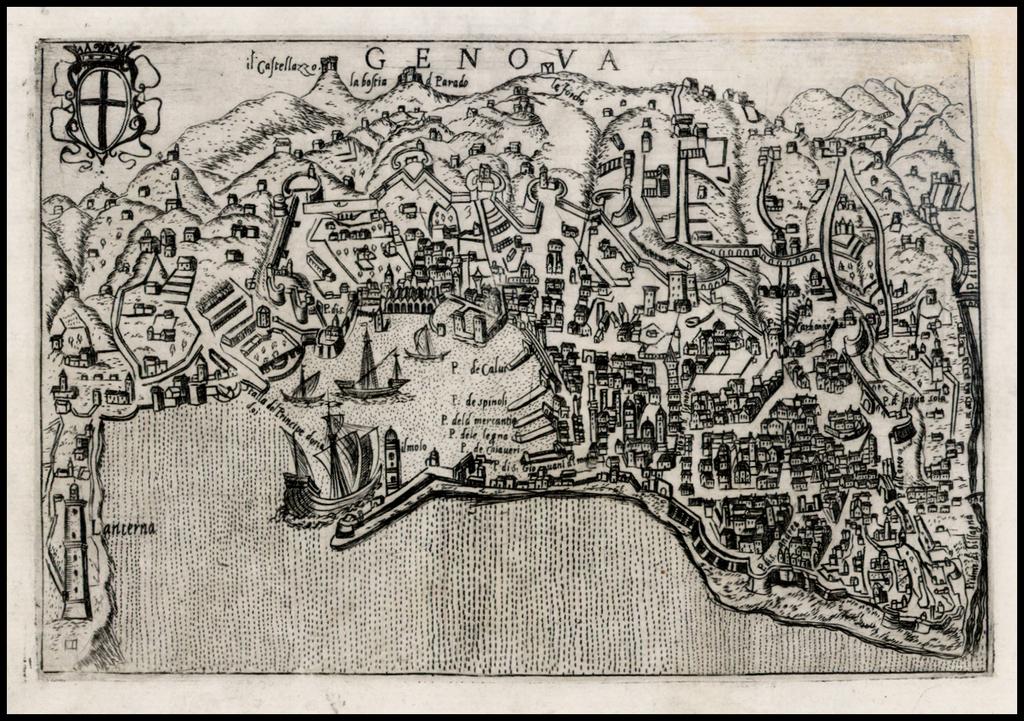 Genova By Pietro Bertelli