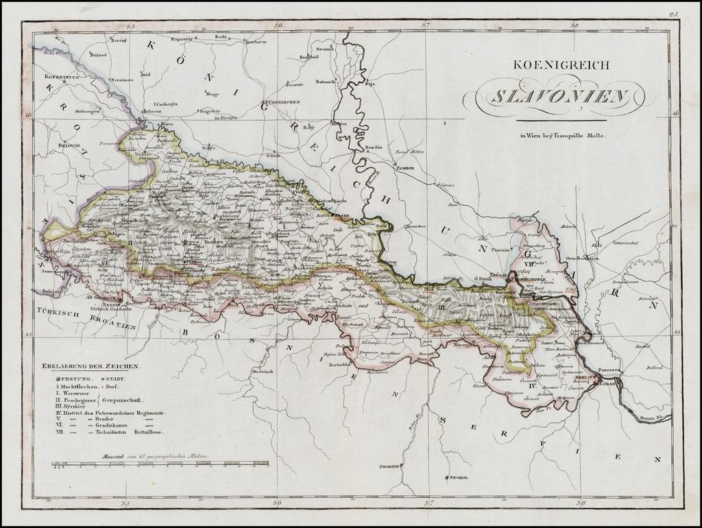 Koenigreich Slavonien . . . By Tranquillo Mollo