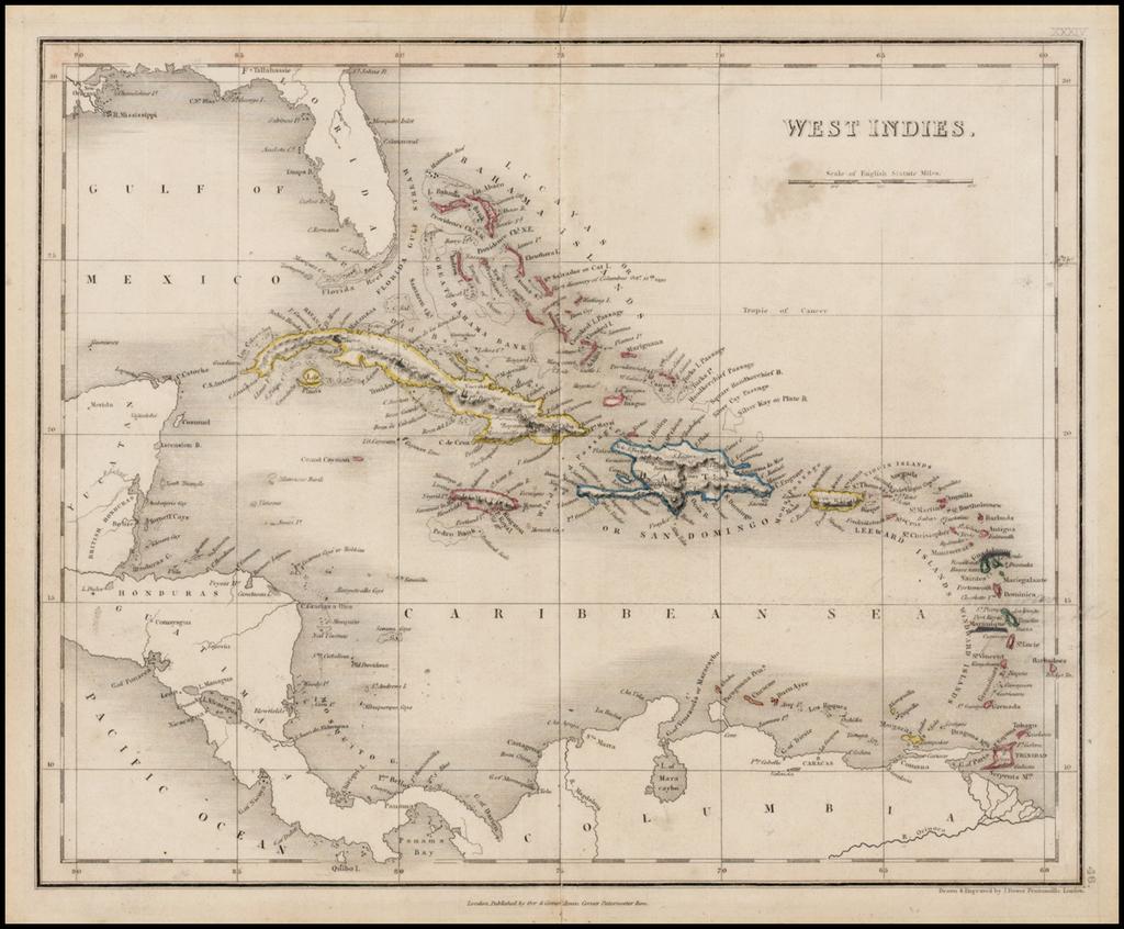 West Indies By J.W. Orr