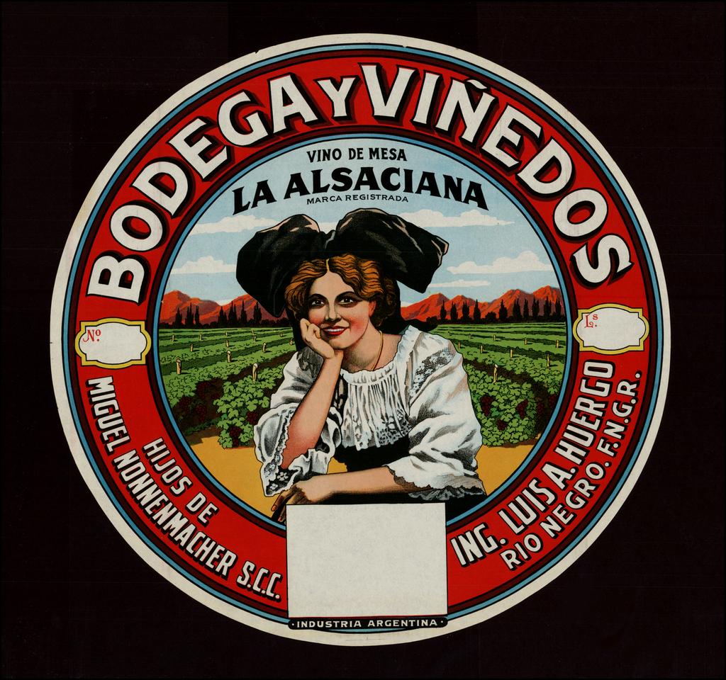 Bodega y Viñedos Vino de Mes La Alsaciana  By Anonymous