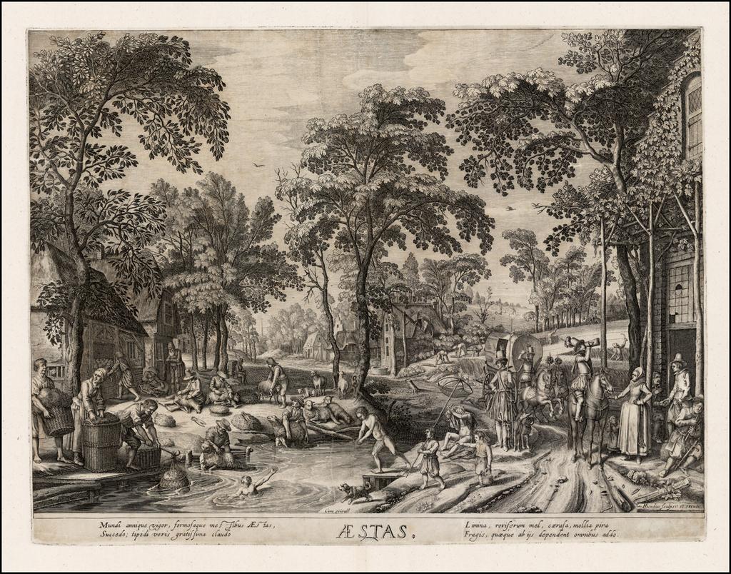 Aestas  (Summer) By