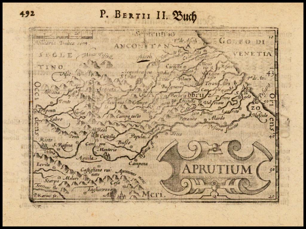 Aprutium By Barent Langenes