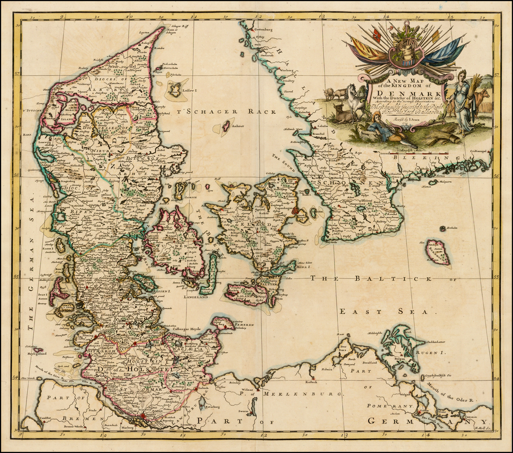 A New Map of the Kingdom of Denmark With the Dutchy of Holstein &c Kingdom Of Denmark Map on russian federation map, united arab emirates map, republic of mexico map, people's republic of china map, commonwealth of dominica map, republic of turkey map, republic of maldives map, republic of nauru map, republic of cyprus map, khmer kingdom map, bosnia and herzegovina map, republic of moldova map, united kingdom map, state of israel map, republic of croatia map, antigua and barbuda map, republic of korea map, state of new mexico map, republic of kenya map,