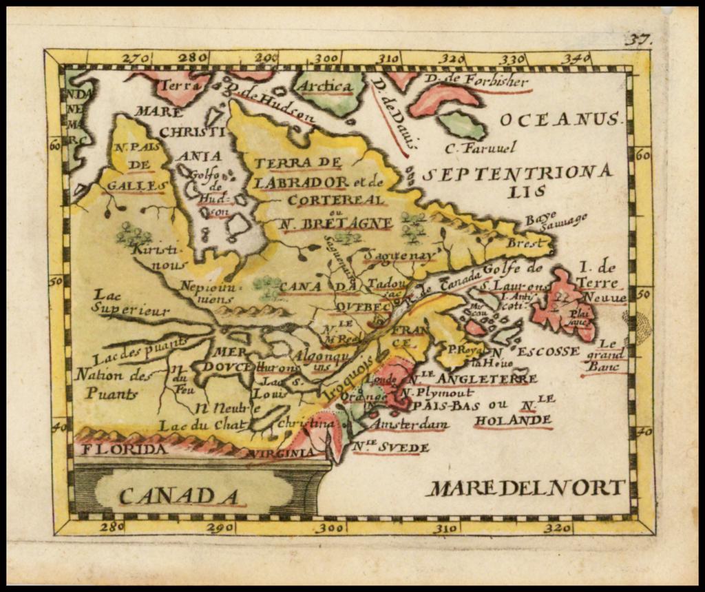 Canada By Johann Christoph Beer