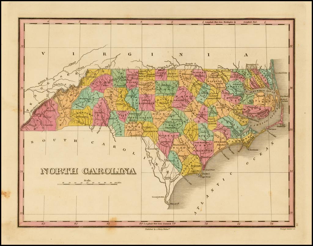North Carolina By Anthony Finley