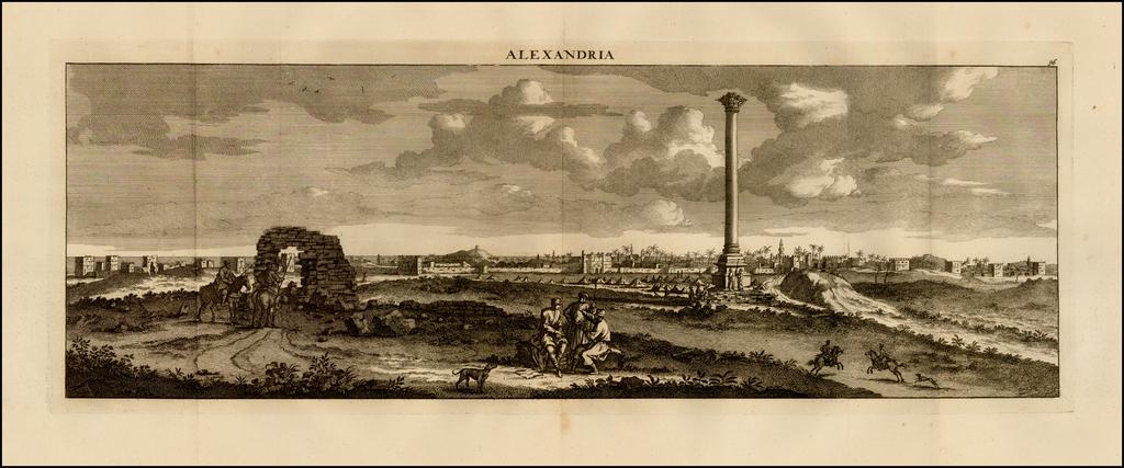 Alexandria By Cornelis De Bruyn