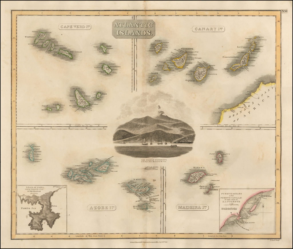Atlantic Islands [Azores, Madeira, Canary and Cape Verde] By John Thomson