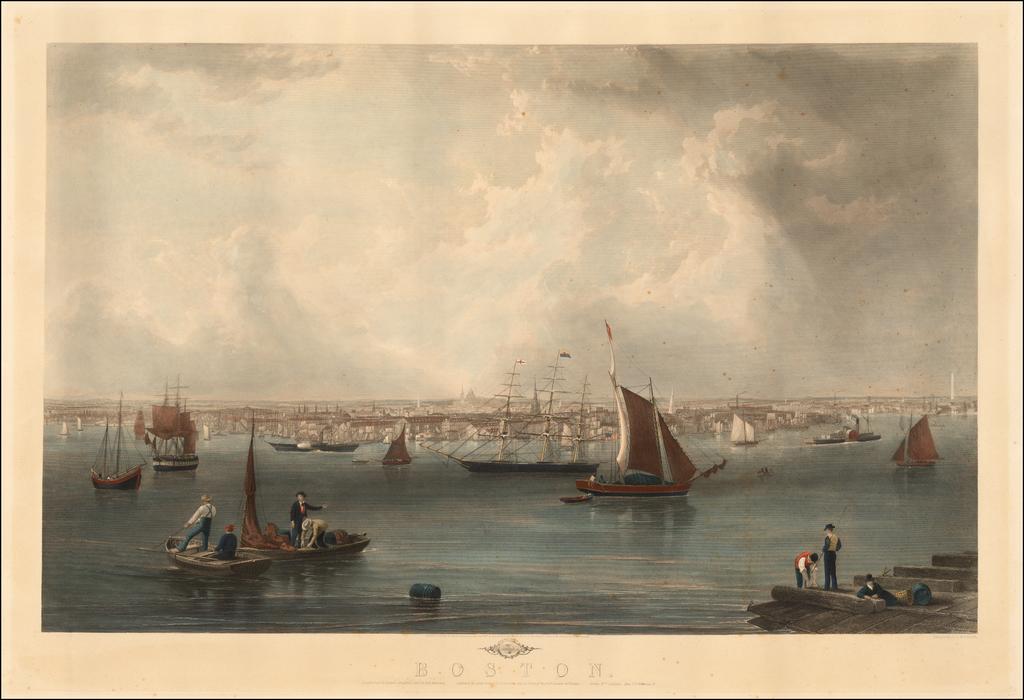Boston By Jonathan William Hill