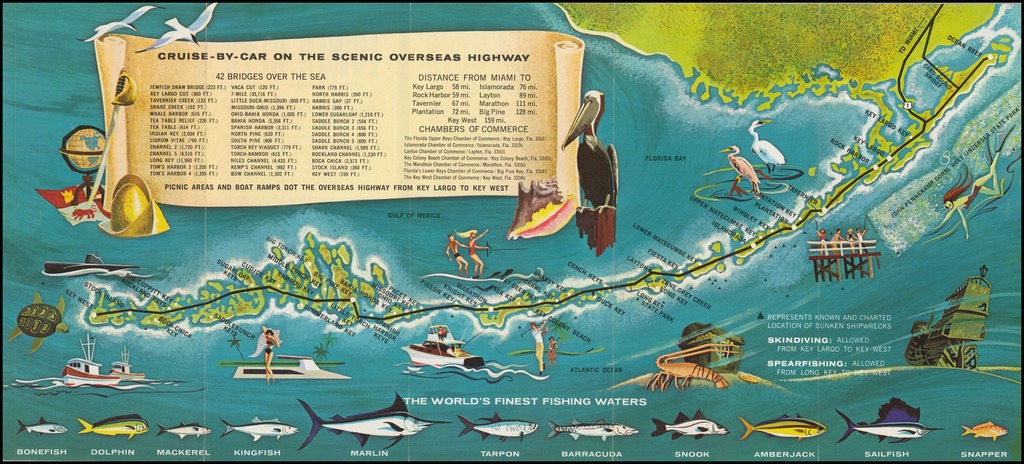 Map Of Florida Key West.Your Treasure Map To The Sea Florida Keys And Key West