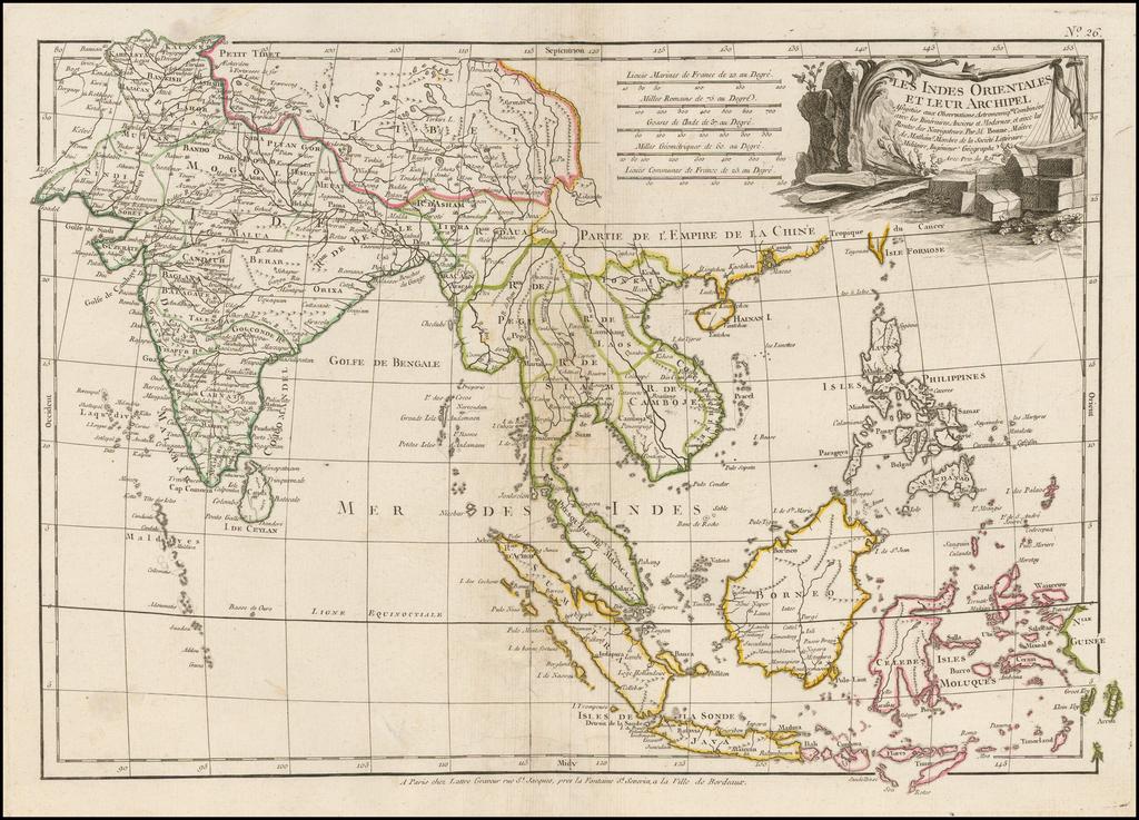 Les Indes Orientales Et Leur. Archipel . . .  By Jean Lattre