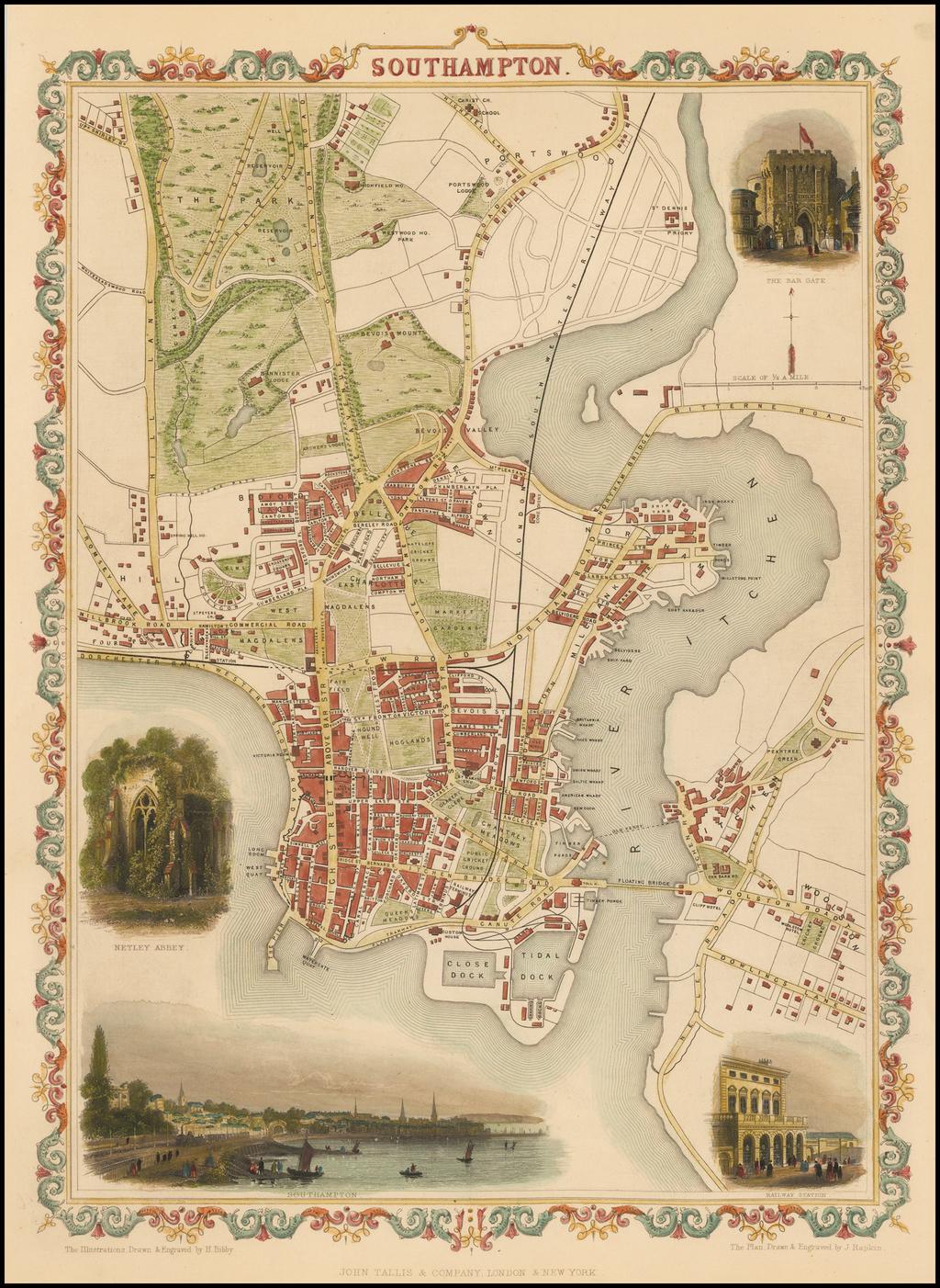 Southampton By John Tallis