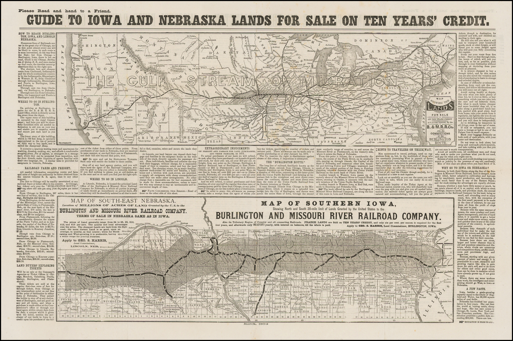 The Gulf Stream of Migration -- Guide To Iowa and Nebraska ...