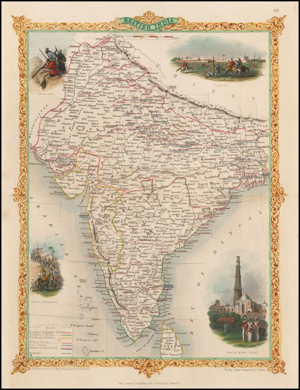 British India By John Tallis
