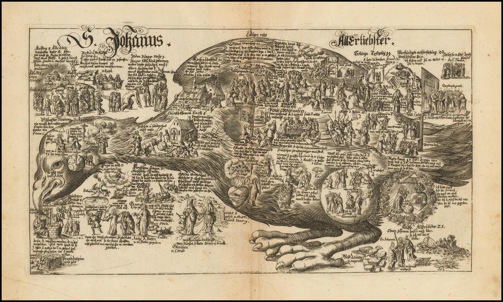 [The Gospel of John - Eagle] By Johannes Buno