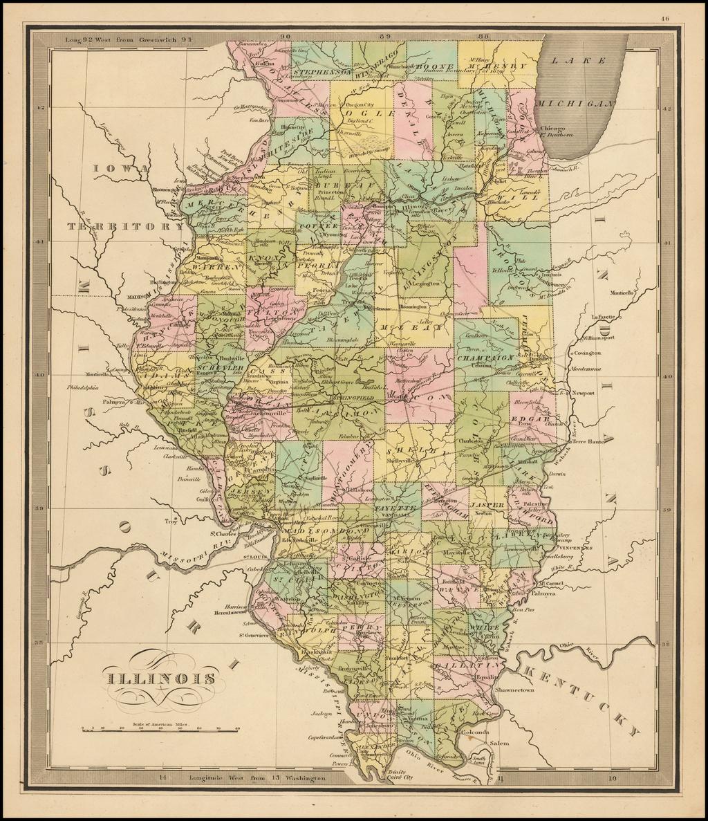 Illinois By Jeremiah Greenleaf