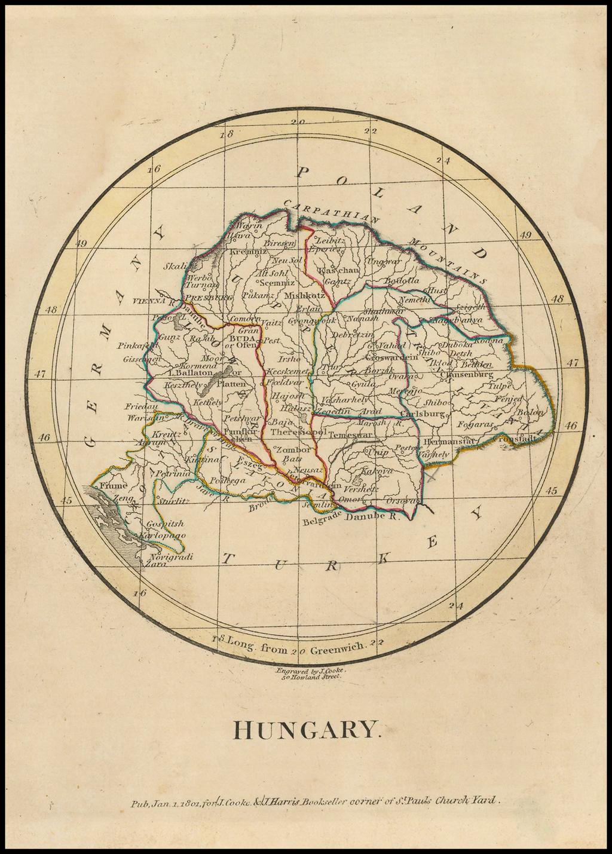 Hungary By John Cooke
