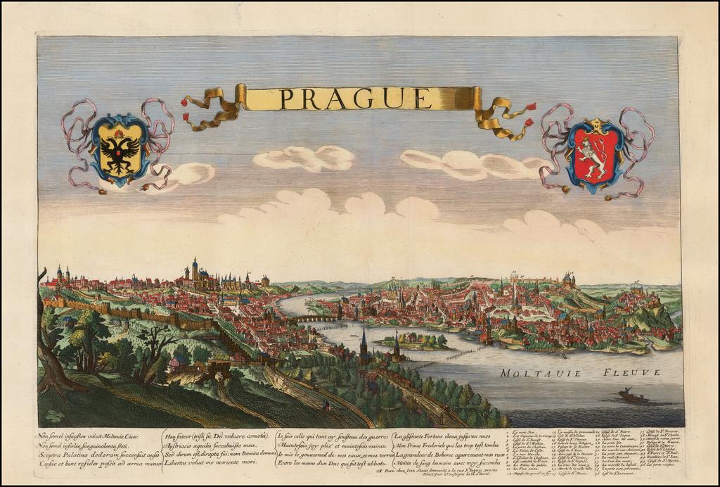 Prague By Jean Sauve