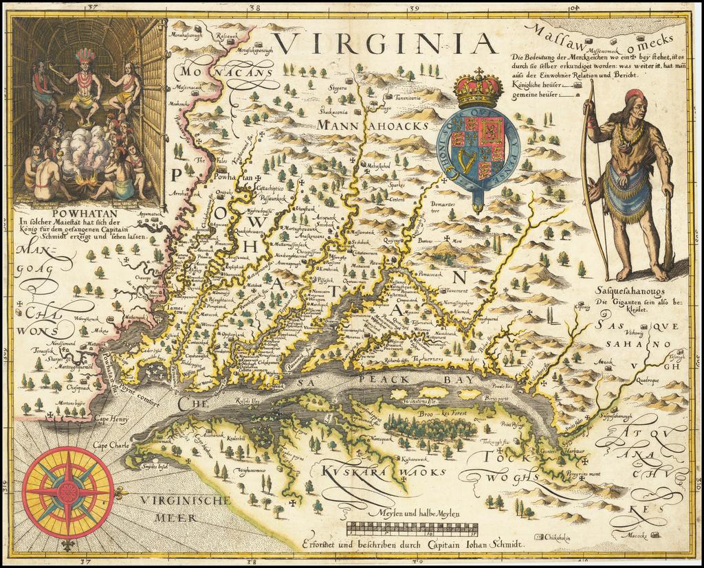 Virginia . . .  By John Smith