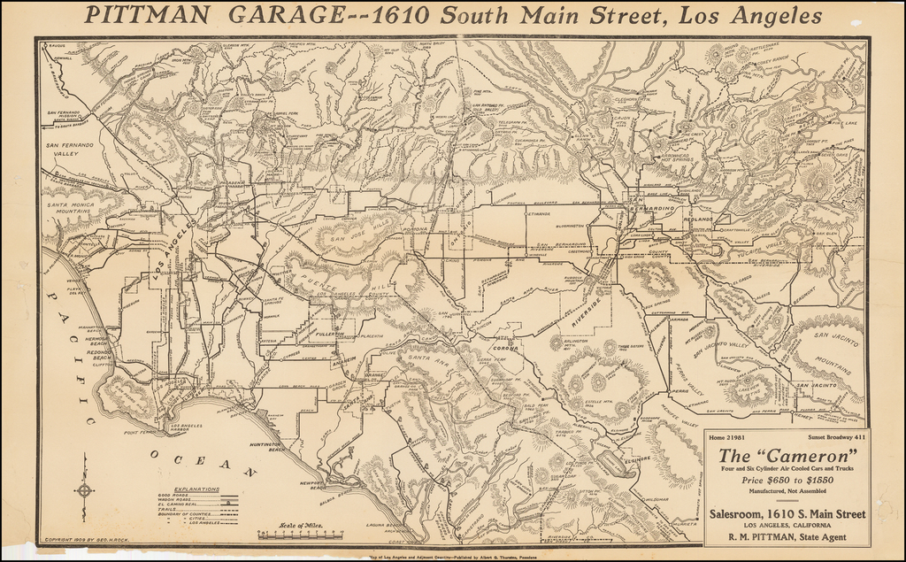 Map of Los Angeles and Adjacent Counties -- Published by ... Map Of Thurston on map of pickerington, map of steuben county, map of campbell, map of south eugene, map of burns park, map of stevens, map of urbana, map of canal winchester, map of deschutes, map of elmira area, map of yakima, map of pierce, map of ferry, map of thornville, map of seaholm, map of chelan, map of fairfield county, map of corning, map of mason, map of snohomish,