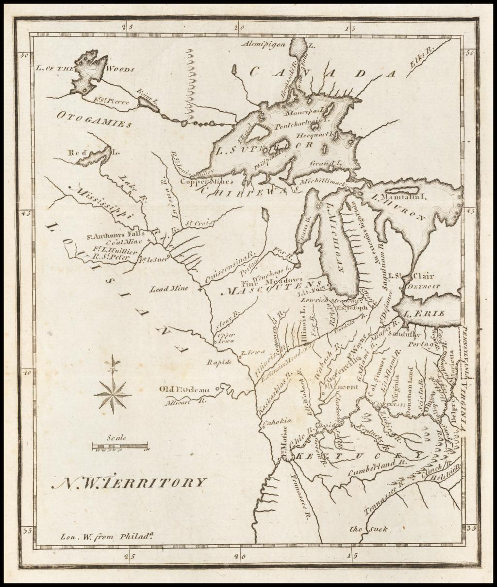 N.W. Territory By Joseph Scott