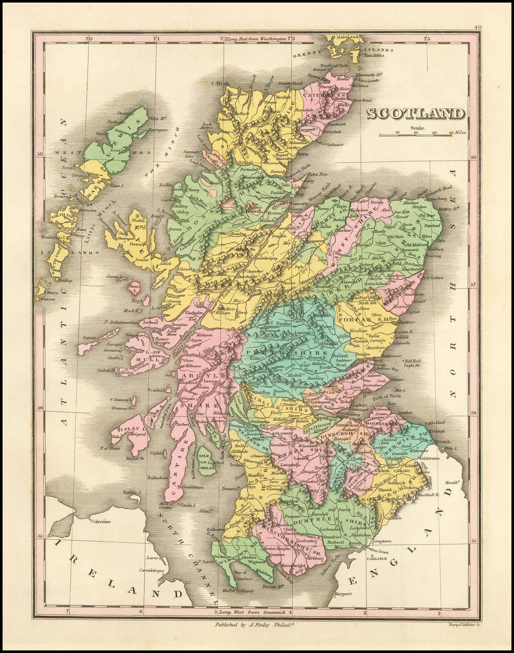 Scotland By Anthony Finley