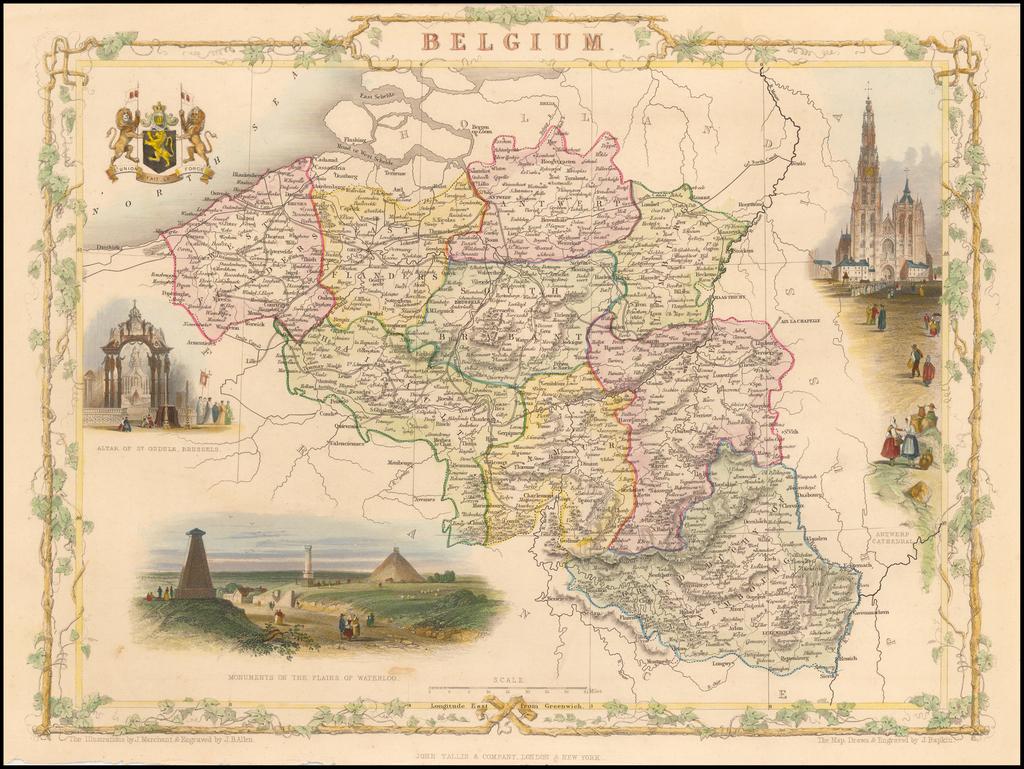 Belgium By John Tallis