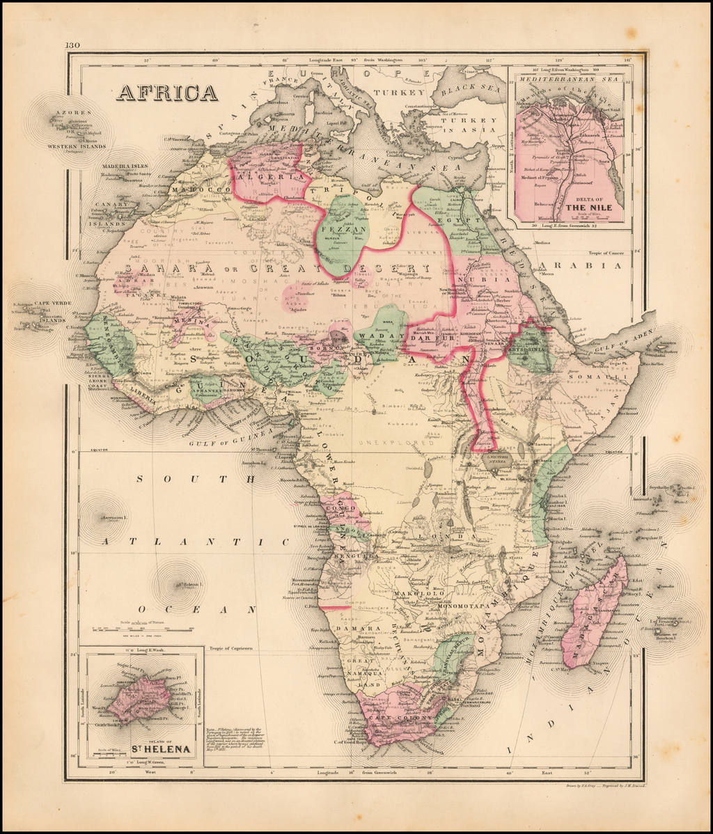 Africa By O.W. Gray