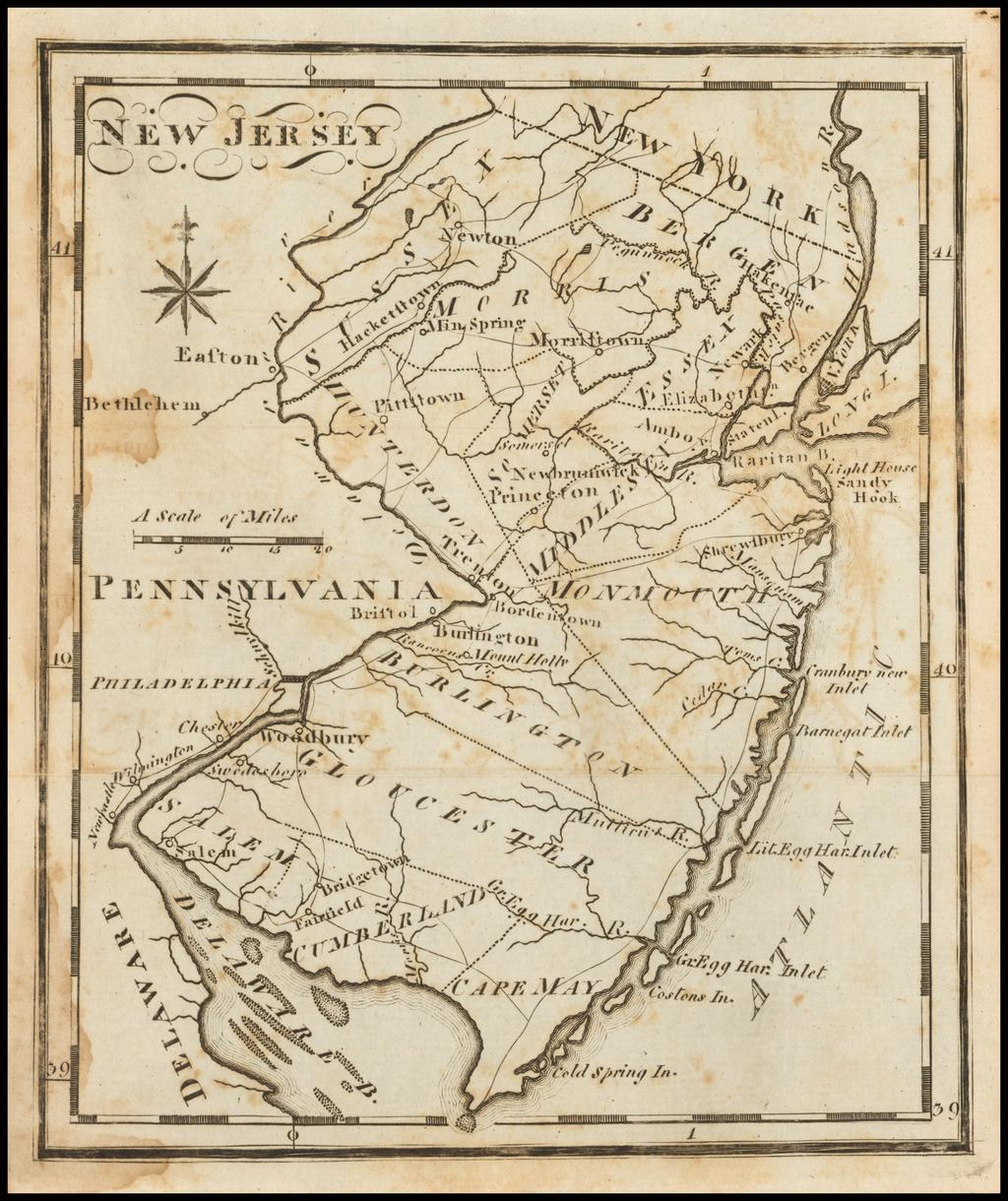 New Jersey By Joseph Scott