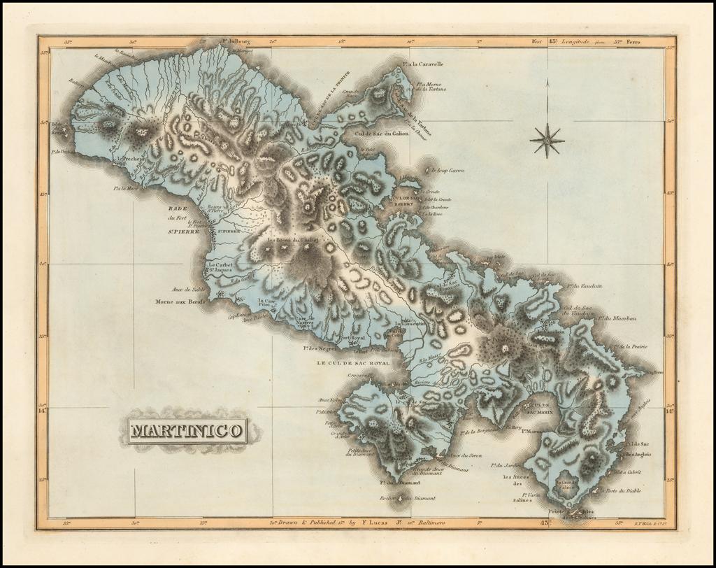 Martinico By Fielding Lucas Jr.
