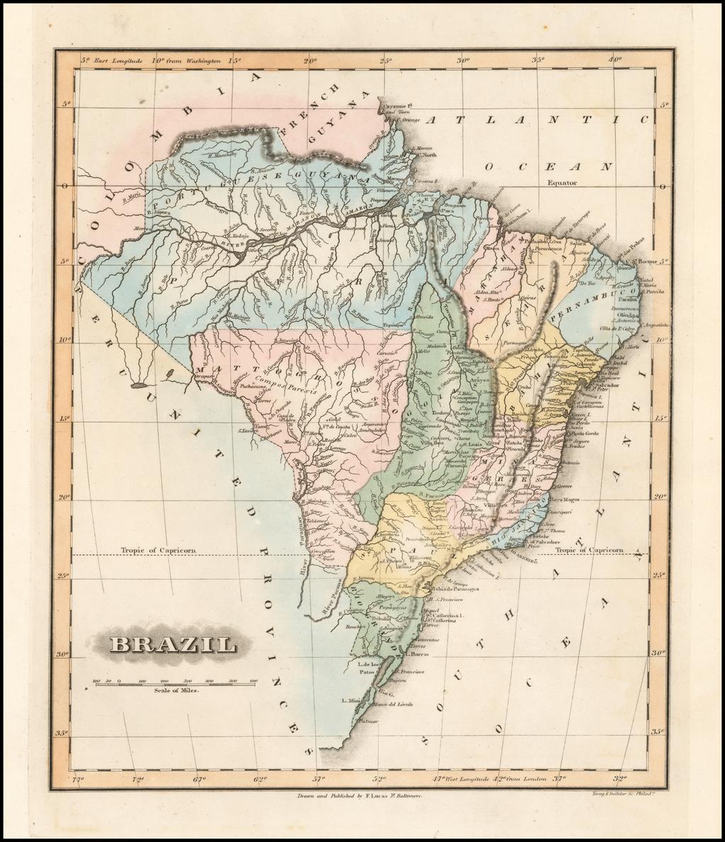 Brazil By Fielding Lucas Jr.